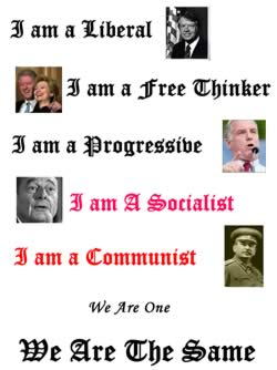 A Communist by any other name!
